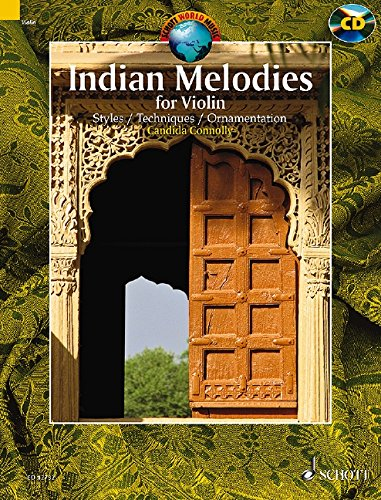 9781847611543: Indian Melodies: for Violin