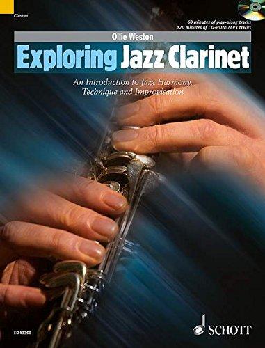 9781847612366: Exploring Jazz Clarinet (The Schott Pop Styles Series)