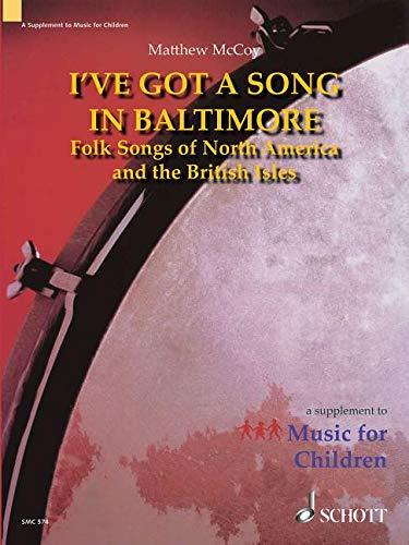 I've Got A Song In Baltimore -: Matthew McCoy