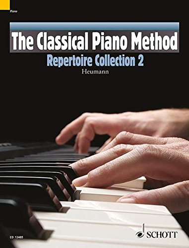 9781847612779: The Classical Piano Method: Repertoire Collection - 2 Books Only