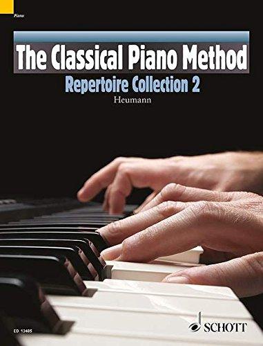 CLASSICAL PIANO METHOD REPERTOIRE COLL2: HEUMANN, HAN-GUNTER