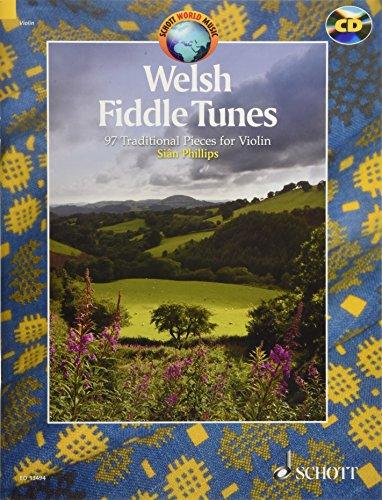 Welsh Fiddle Tunes (Schott World Music Series): Phillips, Sian