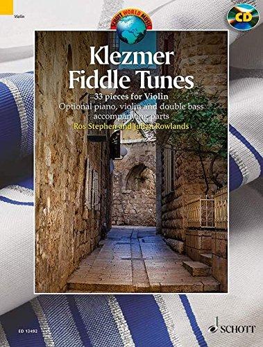 9781847612830: Klezmer Fiddle Tunes Bk/CD