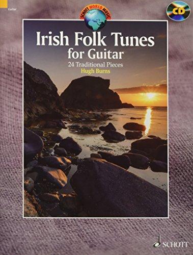 9781847613097: Irish Folk Tunes for Guitar: 24 Traditional Pieces (Schott World Music)
