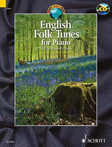 9781847613264: English Folk Tunes for Piano Piano +CD (Schott World Music)