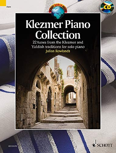 9781847613431: Klezmer Piano Collection: 22 Tunes From Klezmer/Yiddish Traditions Book/Cd (Schott World Music)