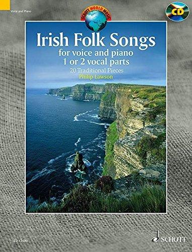 9781847613448: Irish Folk Songs: for Voice and Piano (Schott World Music)