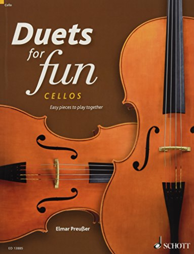 9781847614162: Duets for Fun: Cellos (A Treasure Chest of Duos)