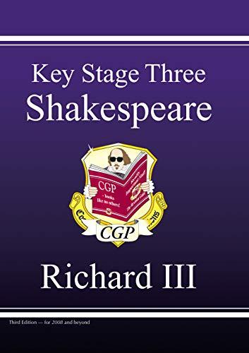 9781847620200: KS3 English Shakespeare Test Guide - Richard III