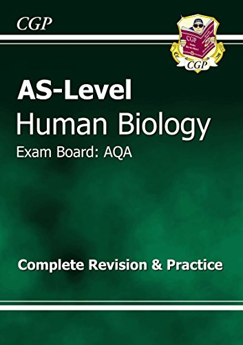 9781847621191: AS-Level Human Biology AQA Complete Revision & Practice