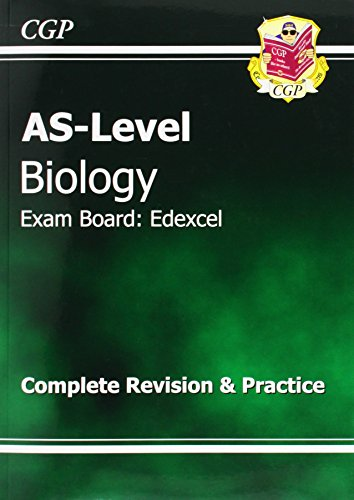 9781847621207: AS-Level Biology Edexcel Complete Revision & Practice