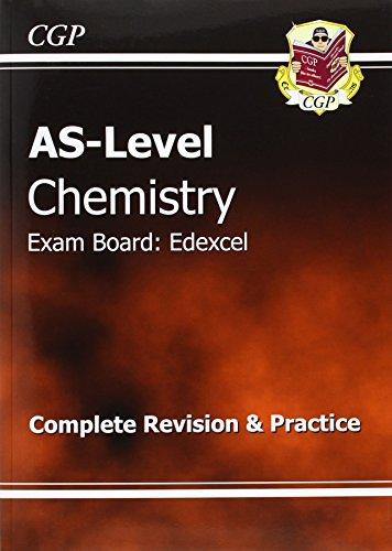 9781847621245: AS-Level Chemistry Edexcel Complete Revision & Practice