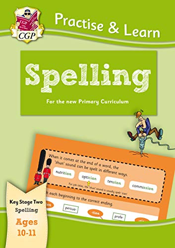 9781847621450: Practise & Learn: Spelling (Ages 10-11)