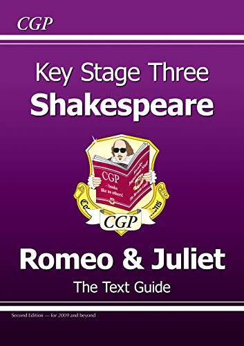 9781847621504: KS3 English Shakespeare Text Guide - Romeo & Juliet (CGP KS3 English)