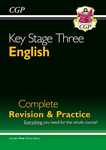 9781847621566: KS3 English Complete Revision and Practice
