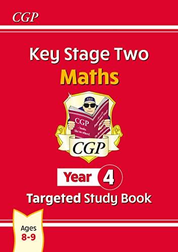 9781847621917: KS2 Maths Targeted Study Book - Year 4