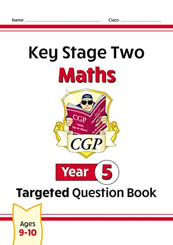 9781847622136: KS2 Maths Targeted Question Book - Year 5