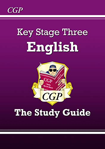 9781847622570: KS3 English Study Guide (with online edition) (Revision Guide) (CGP KS3 English)