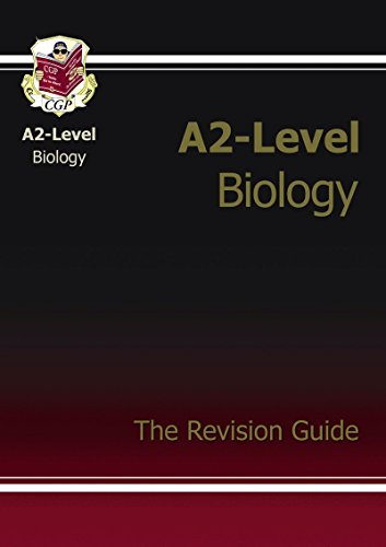 A2-Level Biology Complete Revision & Practice: CGP Books