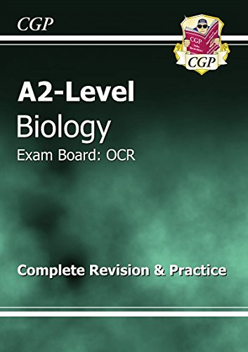 9781847622631: A2-Level Biology OCR Complete Revision & Practice