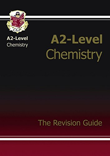 A2-Level Chemistry Complete Revision & Practice: CGP Books