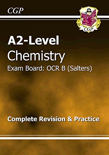 9781847622686: A2-Level Chemistry OCR B Complete Revision & Practice