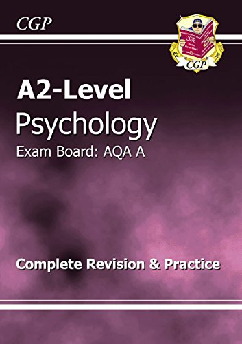 9781847622761: A2-Level Psychology AQA A Complete Revision & Practice