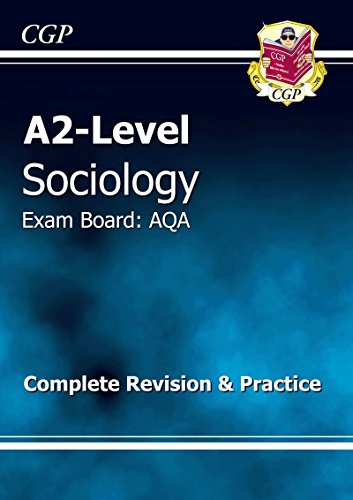 9781847622785: A2-level Sociology AQA Complete Revision & Practice