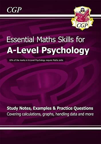 9781847623249: New A-Level Psychology: Essential Maths Skills