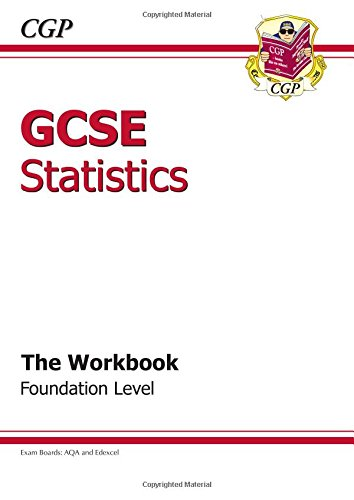 9781847623843: GCSE Statistics Workbook - Foundation: Foundation