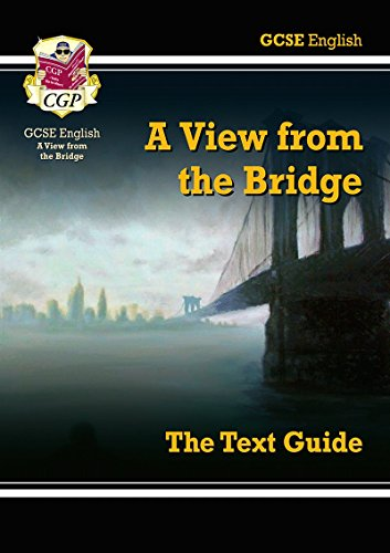 9781847624048: GCSE English Text Guide - A View from the Bridge