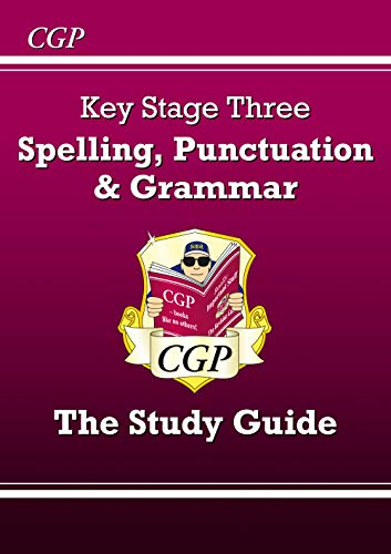 9781847624079: Spelling, Punctuation and Grammar for KS3 - Study Guide