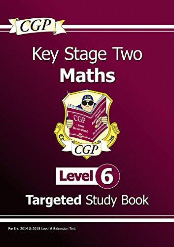 9781847624420: KS2 Maths Study Book - Level 6