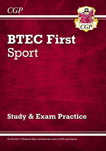 9781847624611: BTEC First in Sport - Study & Exam Practice with CD-Rom