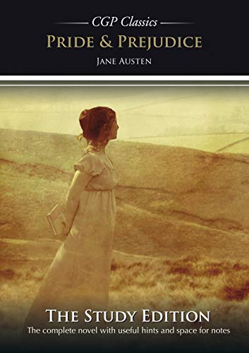 9781847624819: Pride and Prejudice by Jane Austen Study Edition