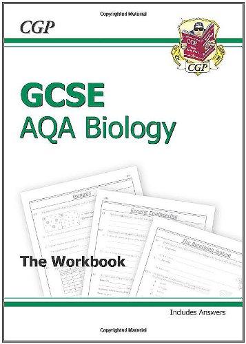 9781847624918: GCSE Biology AQA Workbook incl Answers - Higher