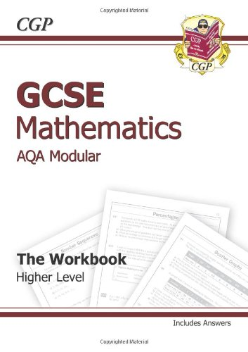 9781847624925: GCSE Maths AQA Workbook (Including Answers)