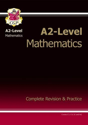 9781847625885: A2-level Maths Revision Guide