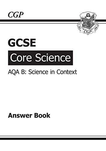 aqa core science coursework Amazoncouk: aqa core maths gcse core science aqa a workbook - higher (a-g course) 21 sep 2011 by cgp books paperback £001 (46 used & new offers) 42 out.