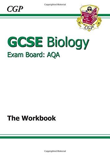 9781847626042: GCSE Biology AQA Workbook (A*-G course)