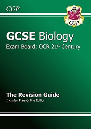9781847626127: Gcse Biology OCR 21st Century Revision Guide
