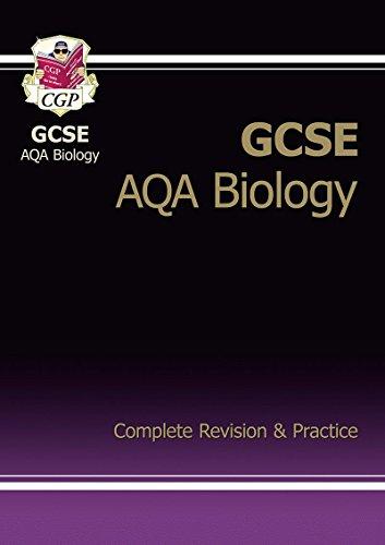 9781847626608: GCSE Biology AQA Complete Revision & Practice (A*-G Course)