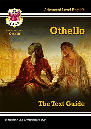 9781847626707: A-Level English Text Guide - Othello (Text Guides) (CGP A-Level English)