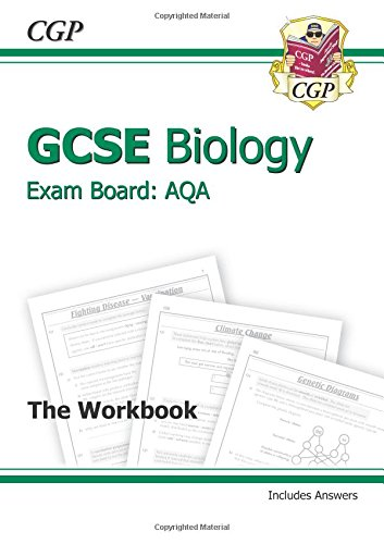 9781847626769: Gcse Biology Aqa Workbook Including Answers - Higher