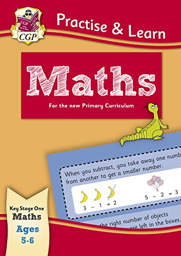 9781847627360: Practise & Learn: Maths (Age 5-6)