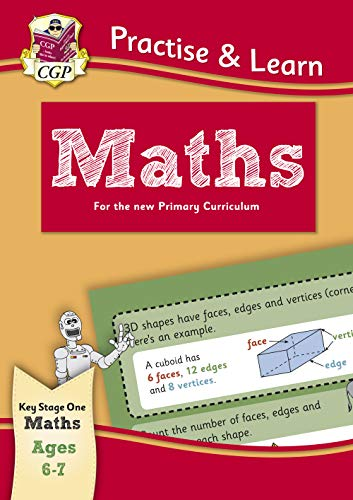 Practise & Learn: Maths (Age 6-7): Parsons, Richard