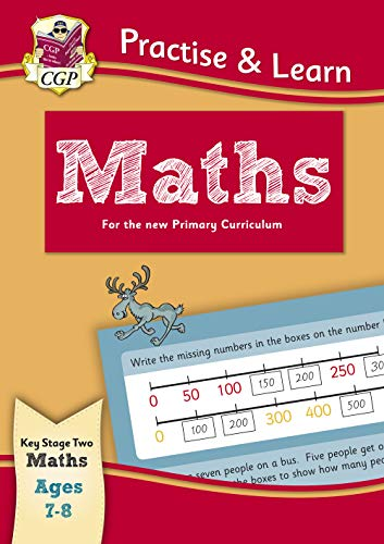 9781847627384: New Curriculum Practise & Learn: Maths for Ages 7-8
