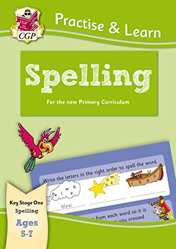 9781847627421: Practise & Learn: Spelling (ages 5-7)