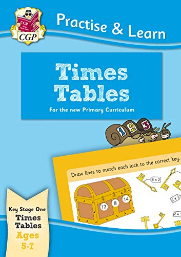 9781847627445: Practise & Learn: Times Tables (Age 5-7)