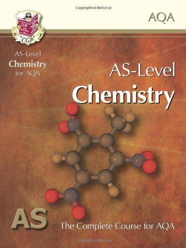 9781847627919: AS Level Chemistry for AQA: Student Book